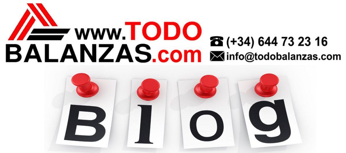 Blog – www.todobalanzas.com